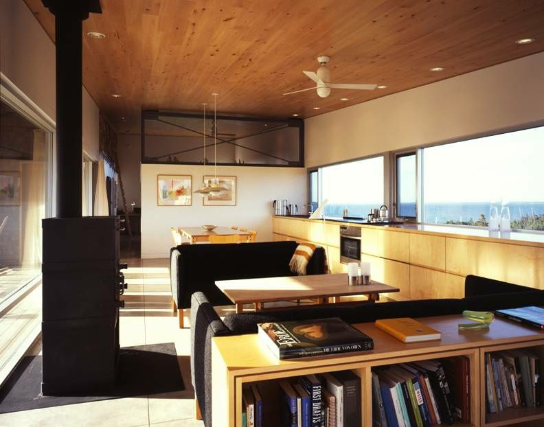 Hill House Mackay Lyons Sweetapple Architects With Images