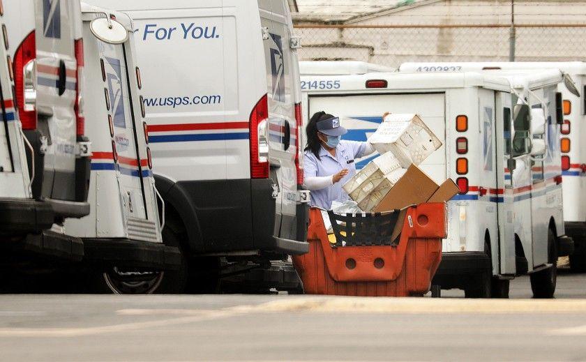 California Seeks Immediate Reversal Of U S Postal Service Changes In 2020 Postal Reverse California