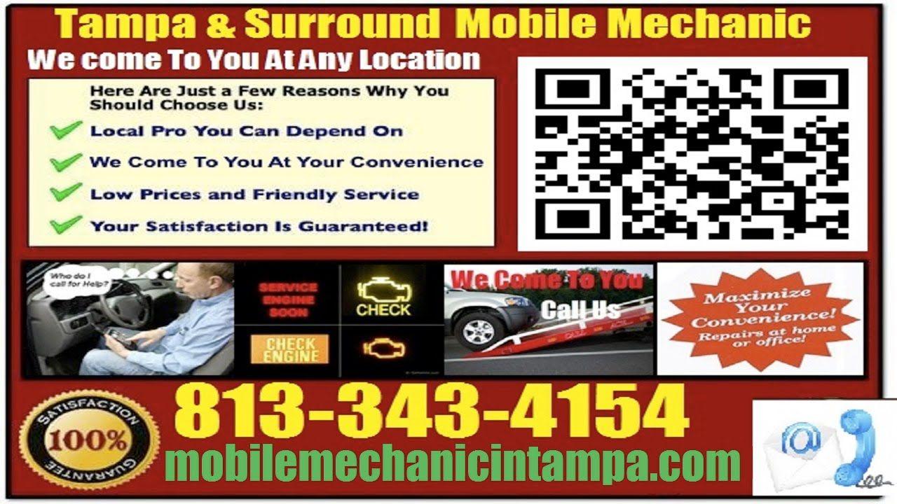The best Mobile Mechanic New Port Richey FL auto car