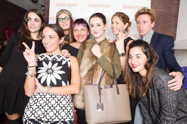 A Firenze la Gherardini Venice Night - http://www.2fashionsisters.com/gherardini-venice-night-firenze/ - 2 Fashion Sisters Fashion Blog - #Bags, #Braccialini, #Gherardini, #GherardiniVeniceNight, #PiattinaMillerighe