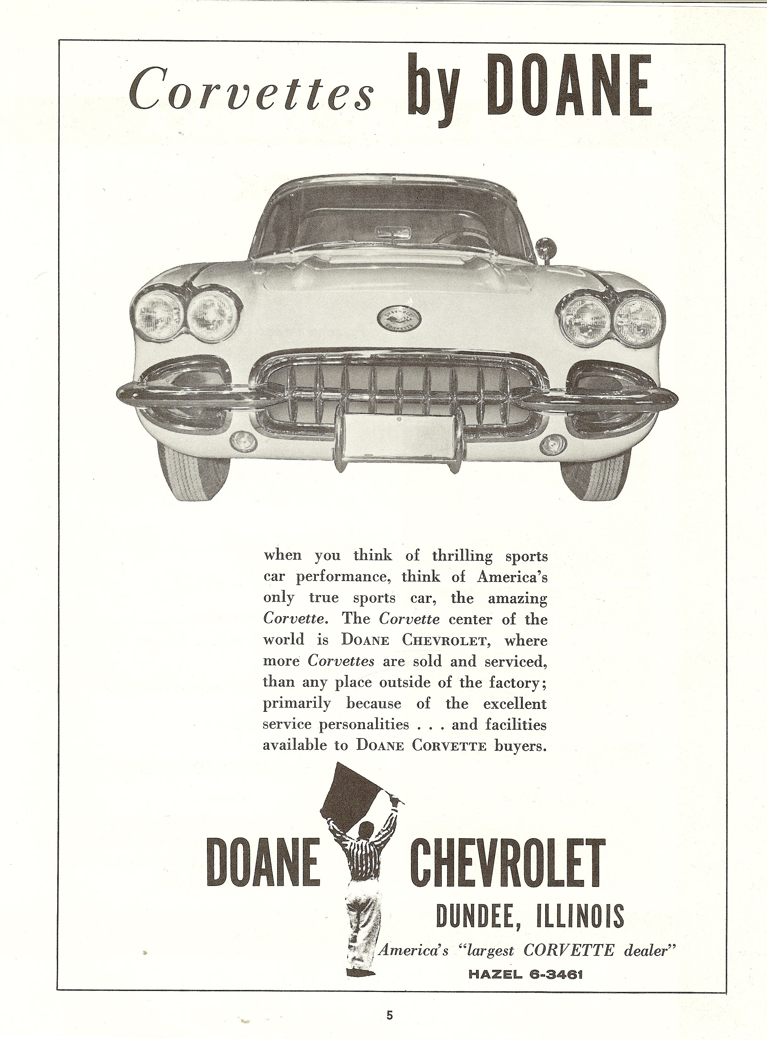 Chevrolet Dealership Ads: Doane Chevrolet Dundee, Illinois ...