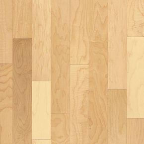 Maple Solid Hardwood Flooring
