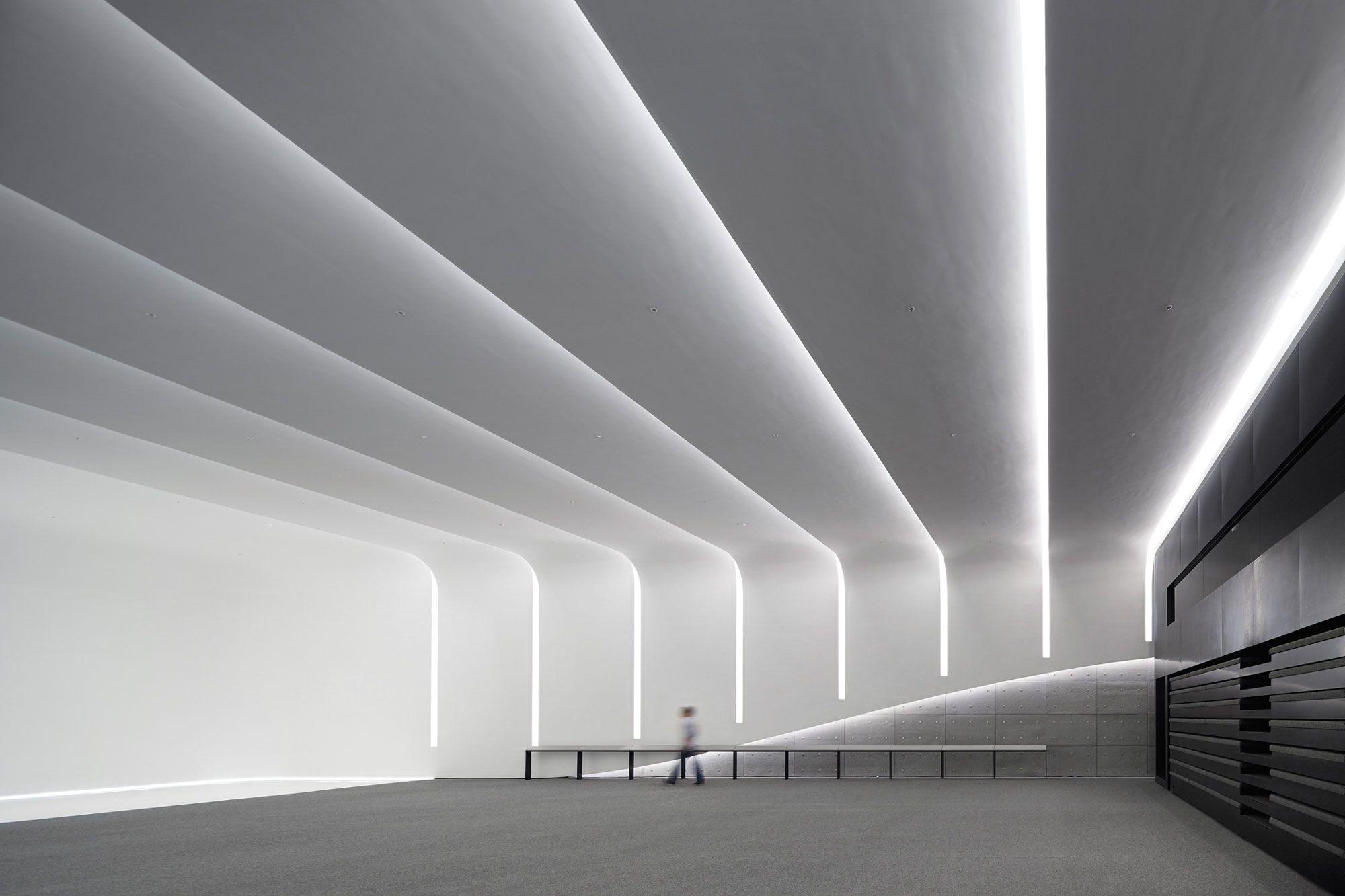 Top 100 Giants Research 2018 Architectuur Interieur Ruimte