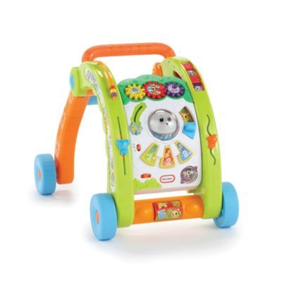 The Little Tikes 3 In 1 Activity Walker Includes Everything You
