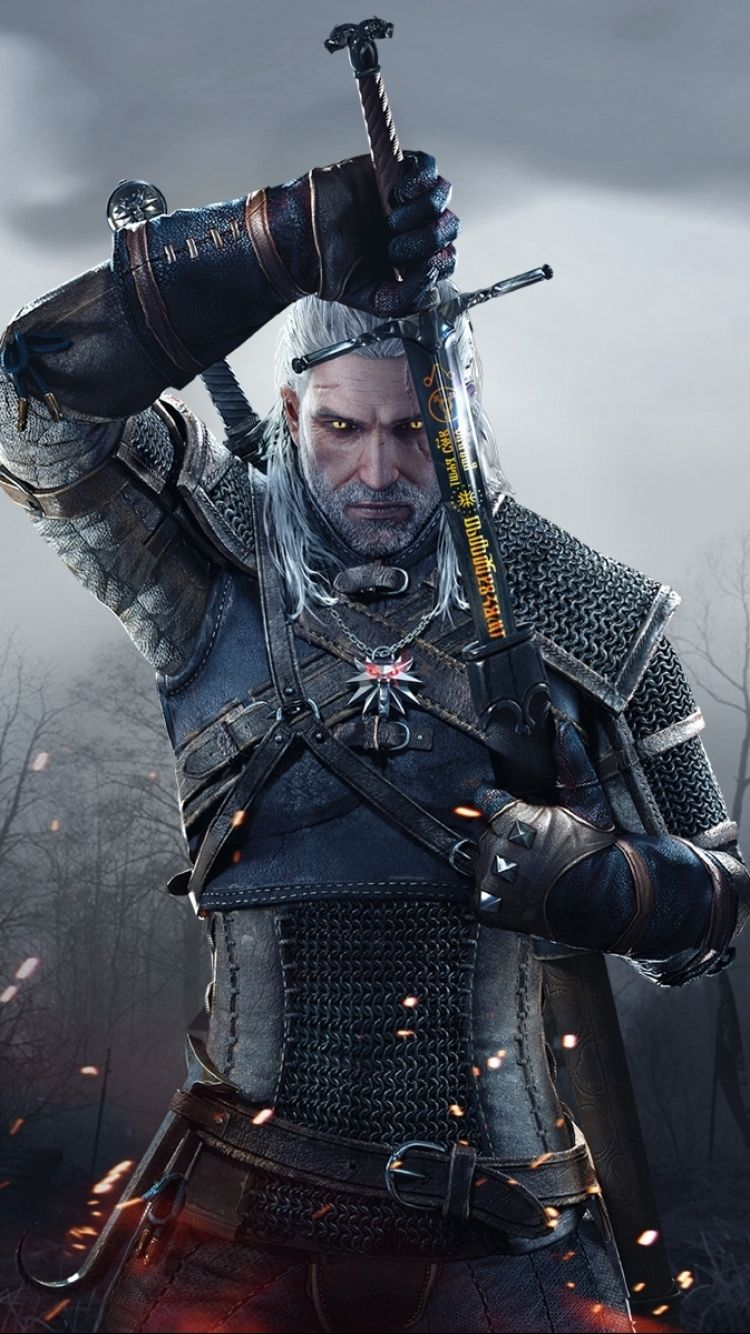 The Witcher 3 Wild Hunt Mobile Wallpaper Check more at