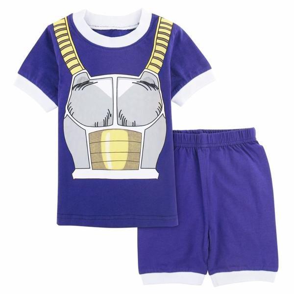 2b6d869c5 Kid Goku Vegeta Sleepwear Pajamas Set   Products I Love   Kid goku ...