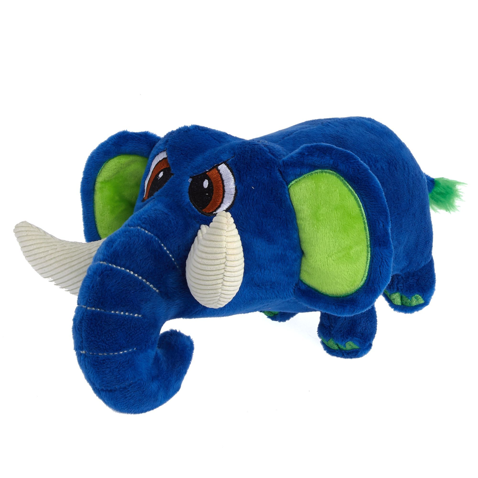 Top Paw Elephant Dog Toy Plush Squeaker Products Dog Toys