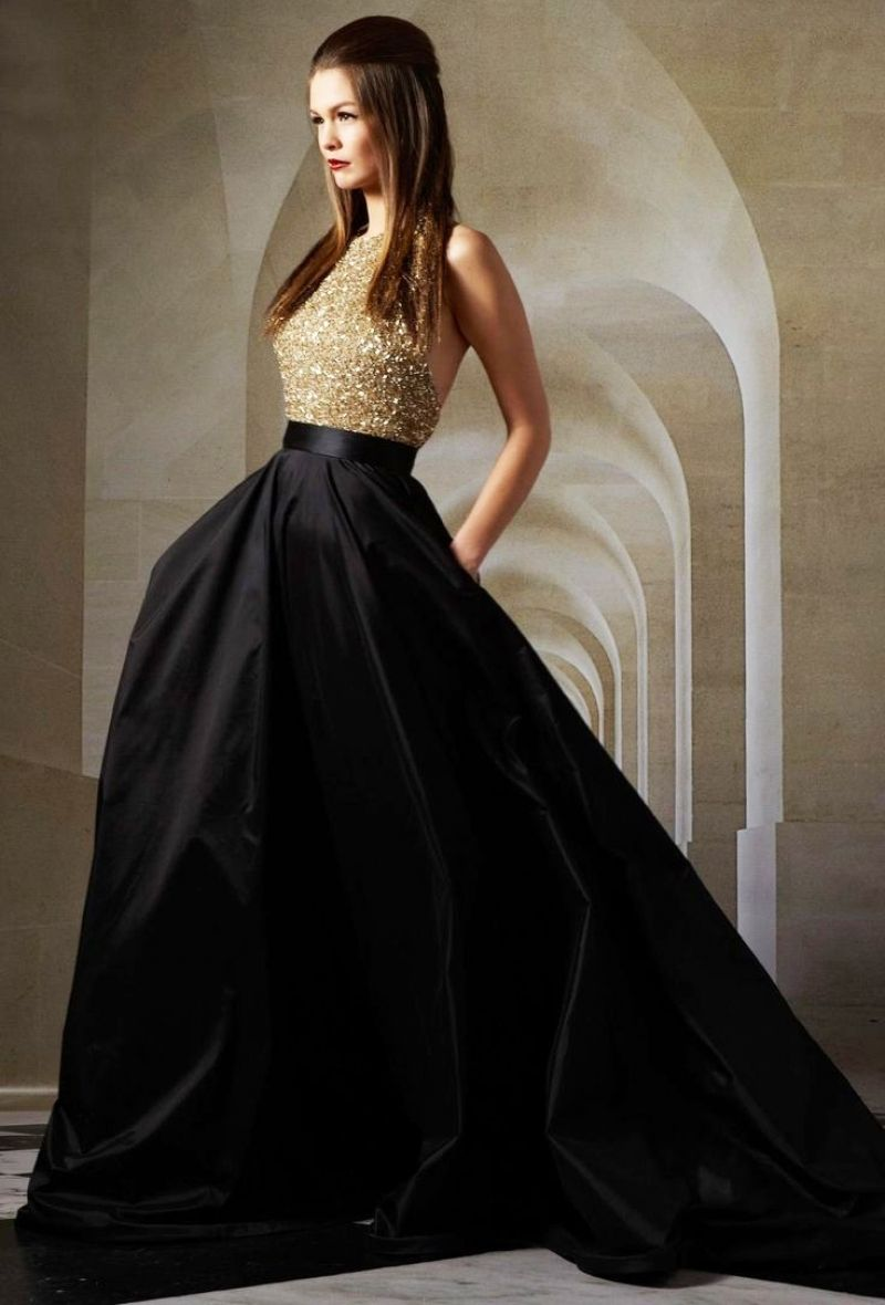 25 astonishing ideas of black wedding dresses | black