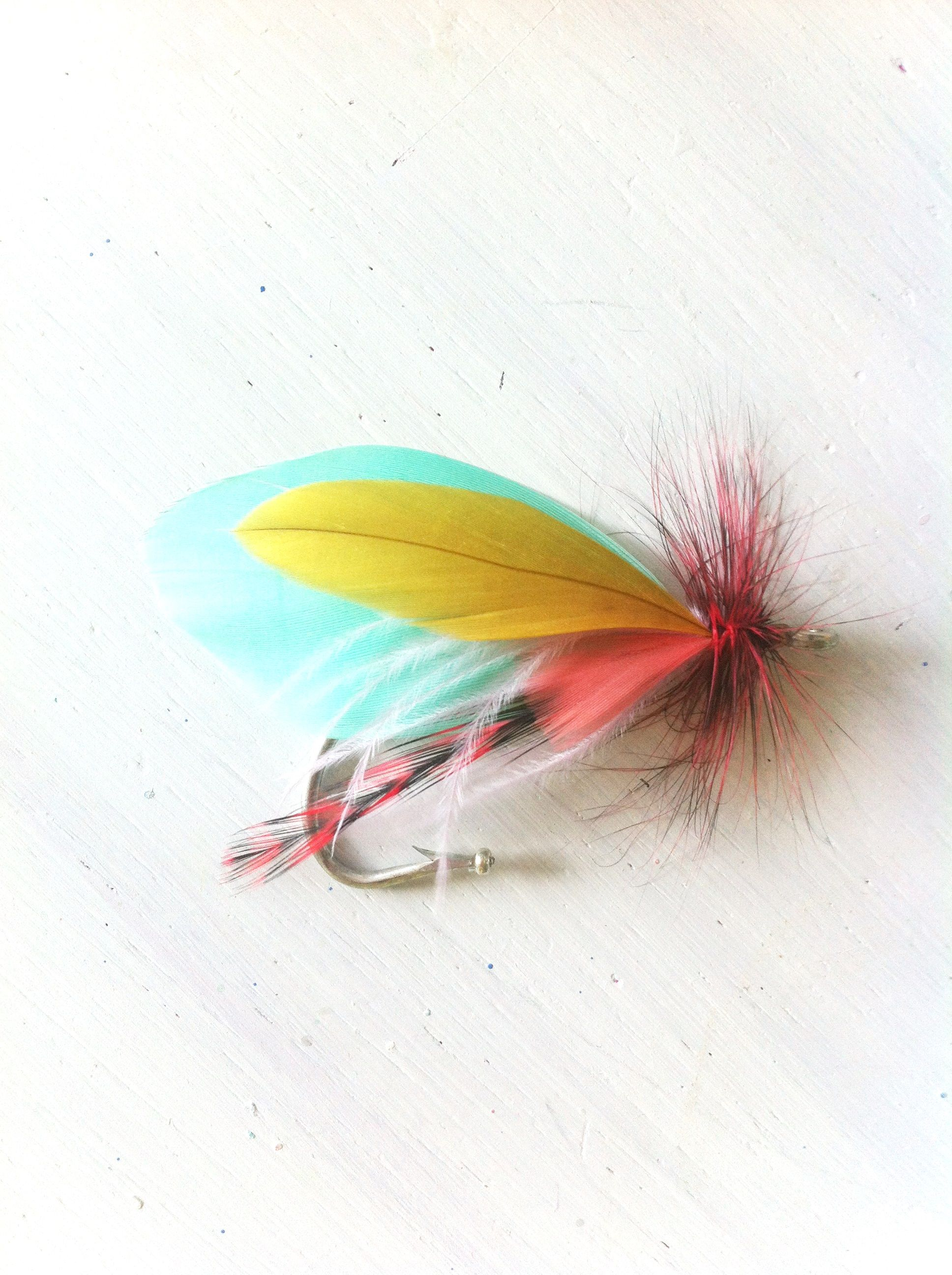 Rainbow Trout Boutonniere From Bluespruceflyco Fly Fishing Boutonniere Fly Fishing Brooch Style
