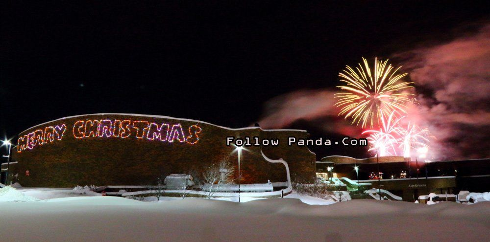 Grande Prairie New Year S Eve Fireworks Followpanda Com New Years Eve Fireworks New Year Fireworks Grande Prairie