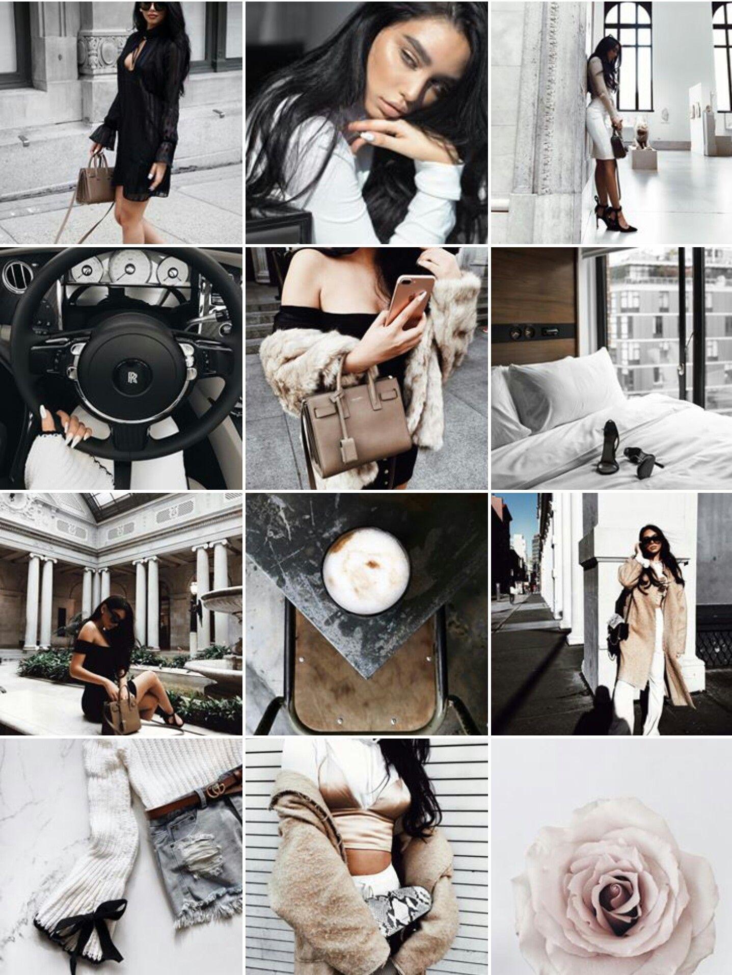 Pin By Olga Sidorenko On Photography Instagram Feed Theme Layout