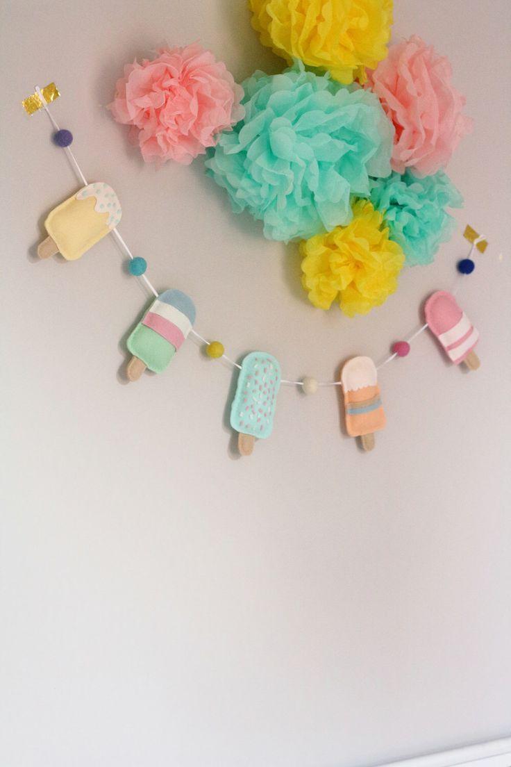 . | Eis Geburtstagsfeier   - Ice Cream Birthday Party -   # #icecreambirthdayparty