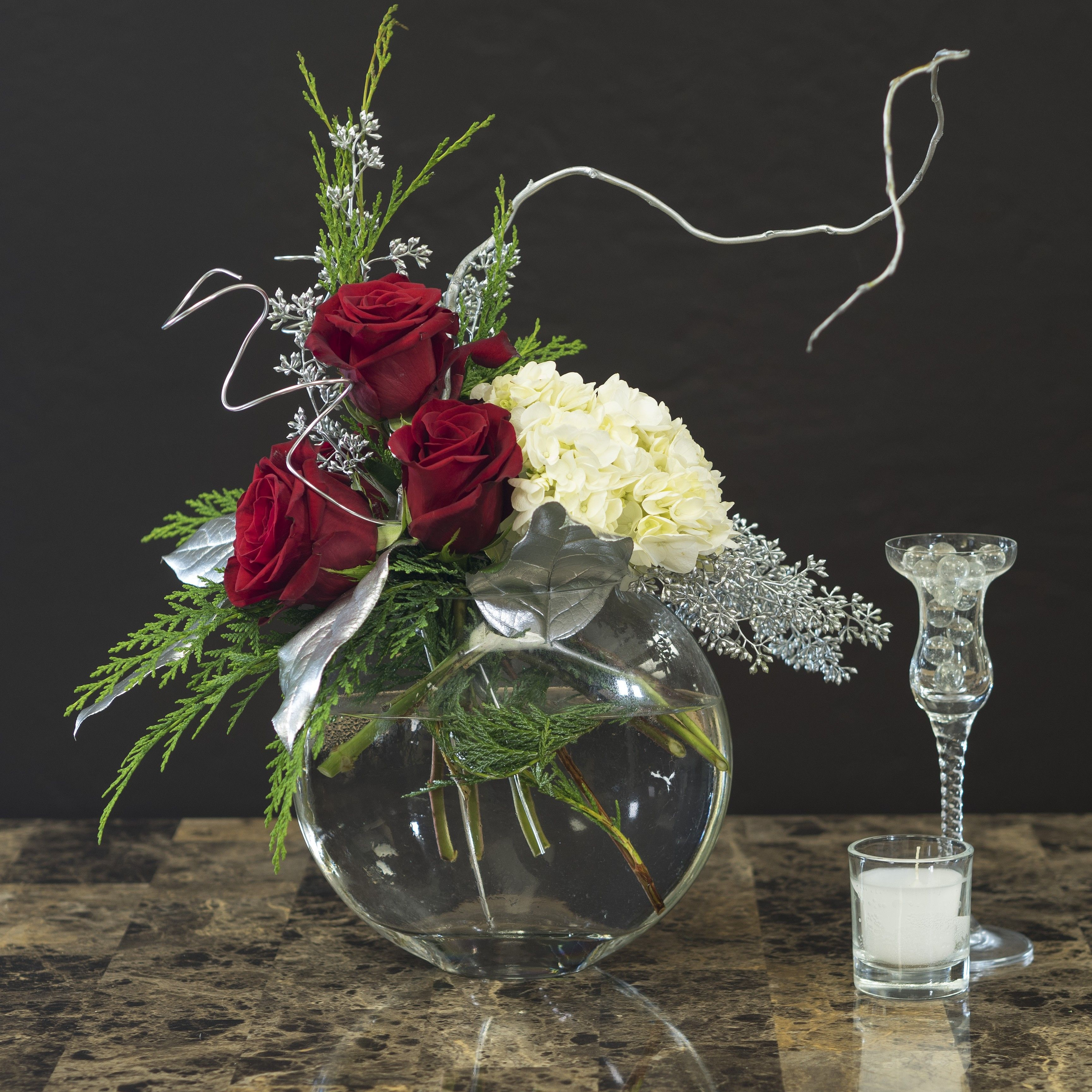 Events hydrangea arrangements flower arrangements