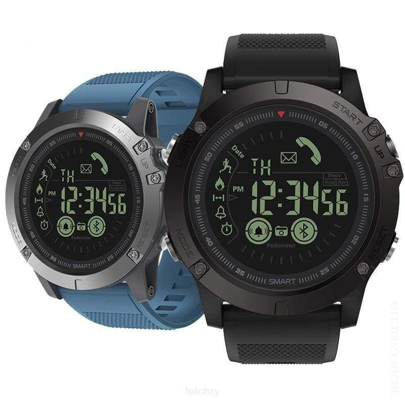 Sports SmartWatch (Rugged) with Power Standby For 33