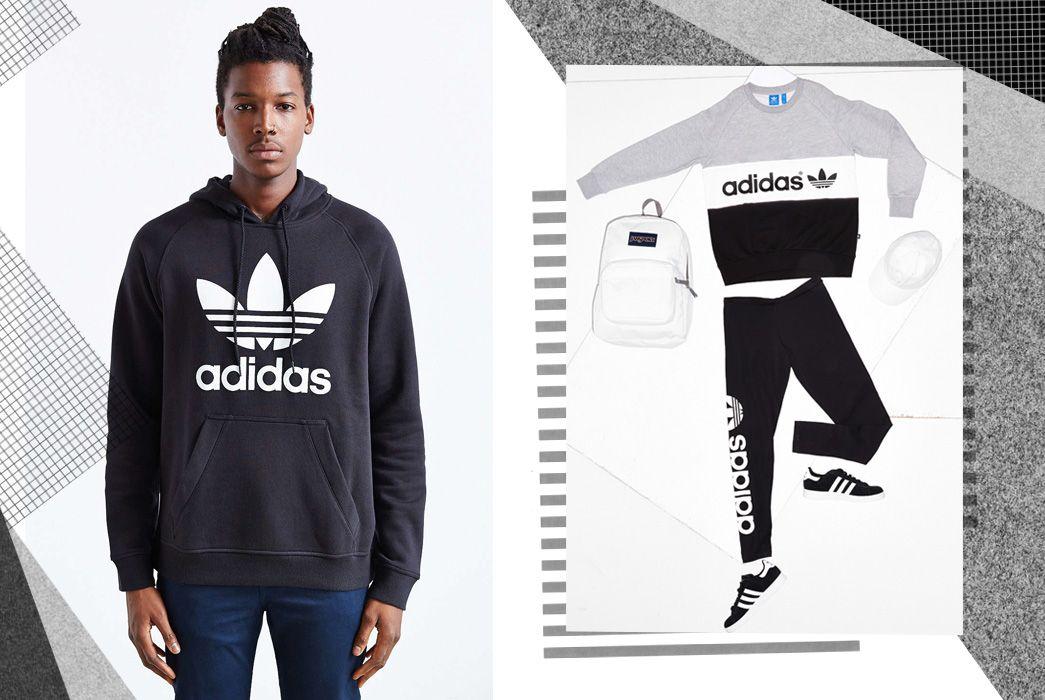 figurava brand: adidas urban outfitters stile: mance, completo set