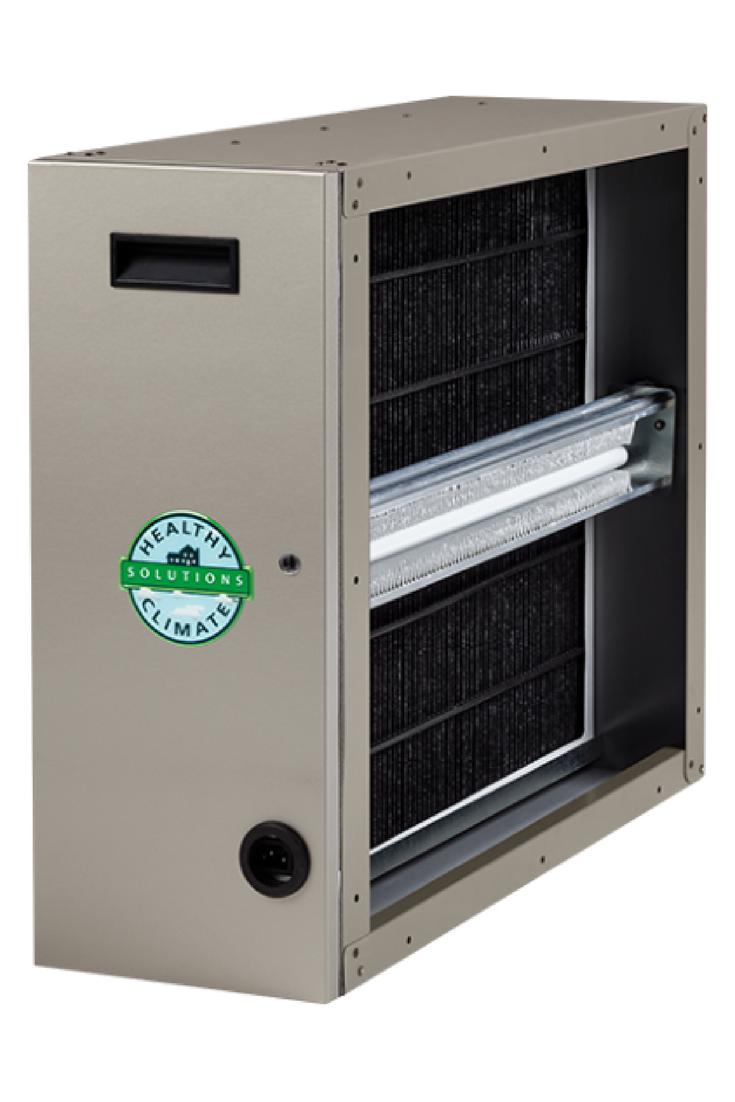 Lennox PureAir Air Purification Air purification systems