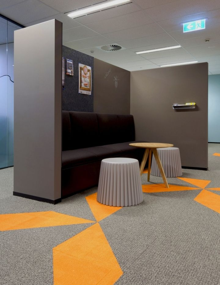 Foodco Offices by The Bold Collective, Sydney – Australia » Retail Design Blog