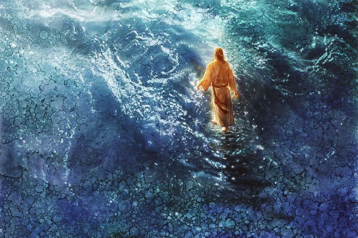 Peter Walking On Water Lds Hymn Tips