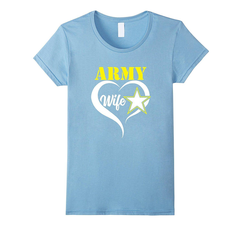 Women's Army Wife T-Shirt