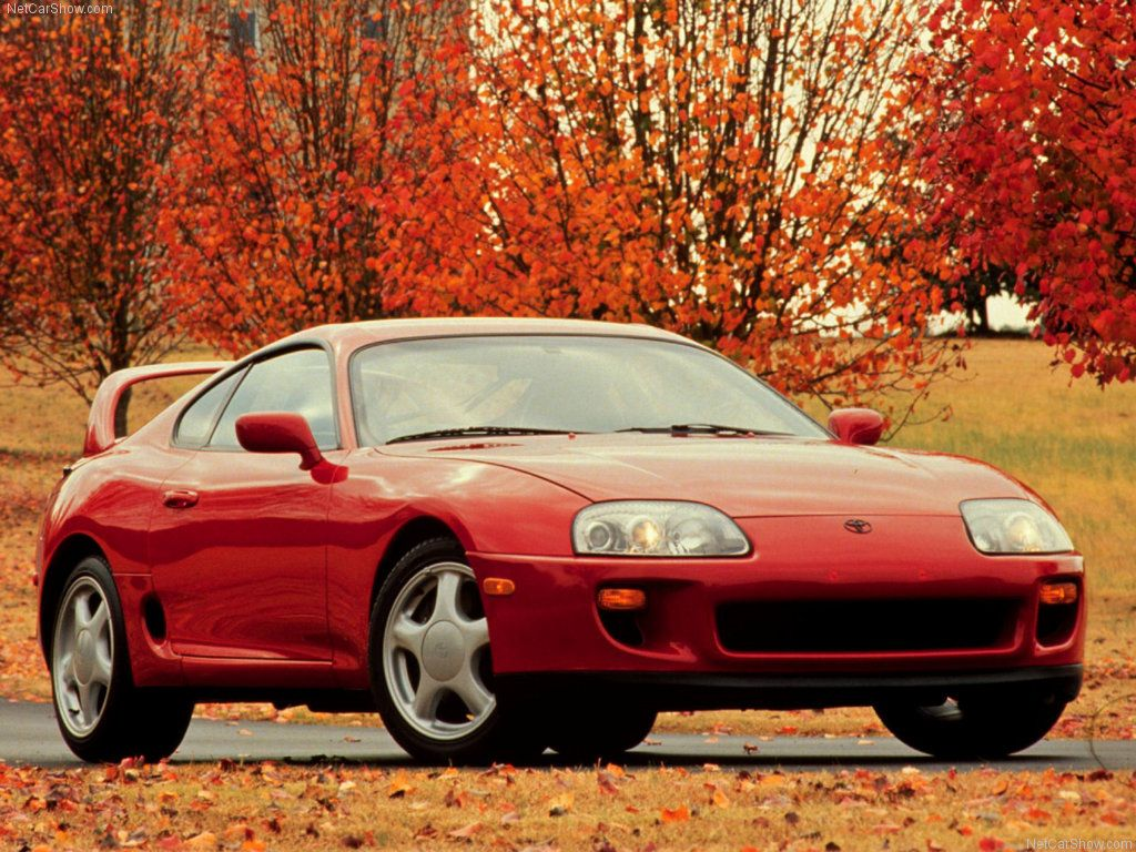 Affordable Used Toyota Supra Sports Cars For Sale The All In - Affordable sports cars for sale