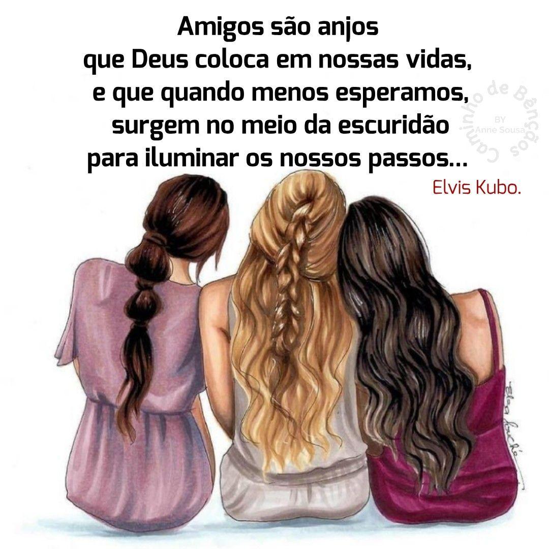 Frases Amigos Sao Anjos Frases De Amizade Frases De Amizade