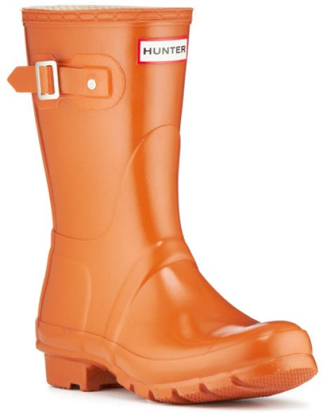 istaydry.com orange rain boots (25) #rainboots | Shoes | Pinterest ...