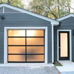 Translucent Garage Doors Glass Garage Door Garage Door Colors Garage Door Styles