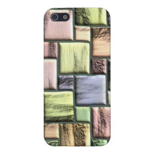 Abstract fun pattern iPhone5 glossy case iPhone 5 Case