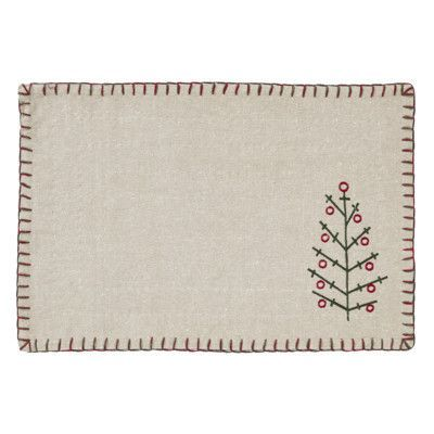 VHC Brands Tidings Placemat