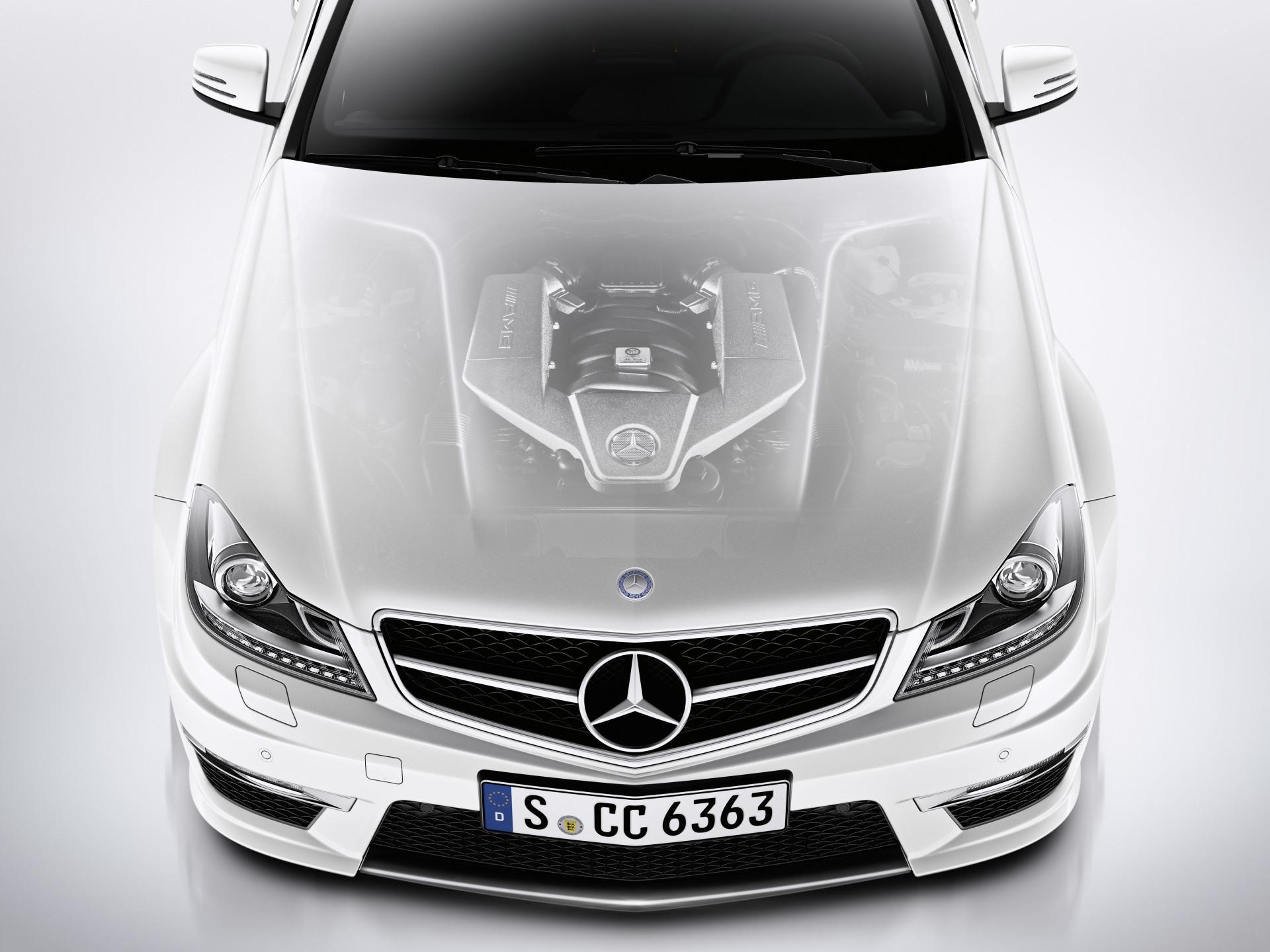 2014 Mercedes C Class Coupe Engine Mercedes C Class Coupe Mercedes Benz C63 Mercedes Benz C63 Amg