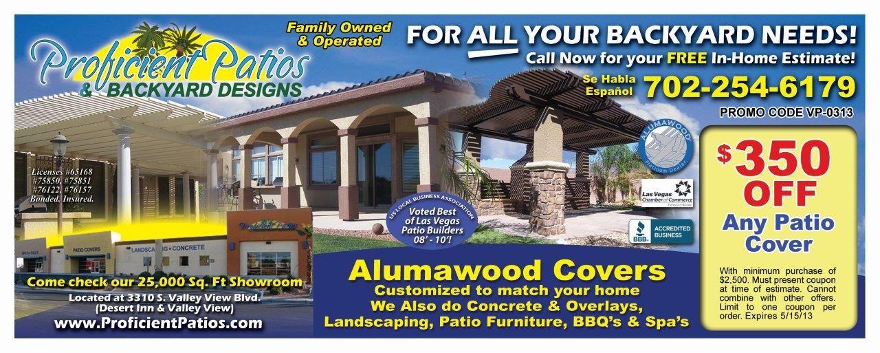 Las Vegas Patio Covers Valpak Design For Proficient Patios