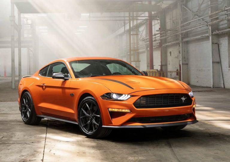 2020 Ford Mustang Ecoboost High Performance Package Ozellikleri Ford Otomatik Sanziman Mustang