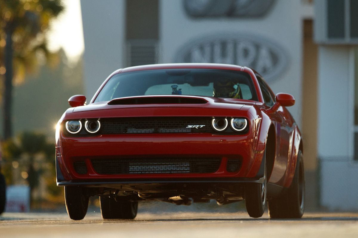 Dodge Announces The Price For The Wheelie Popping Demon And You