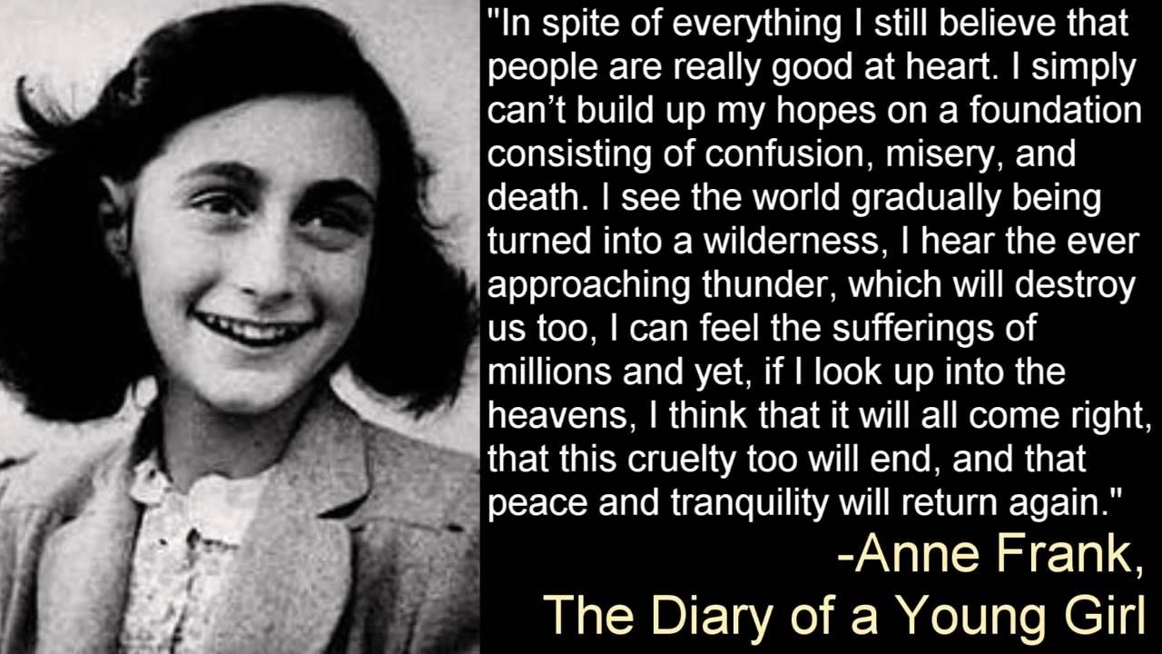 Pin On Anne Frank Quotes
