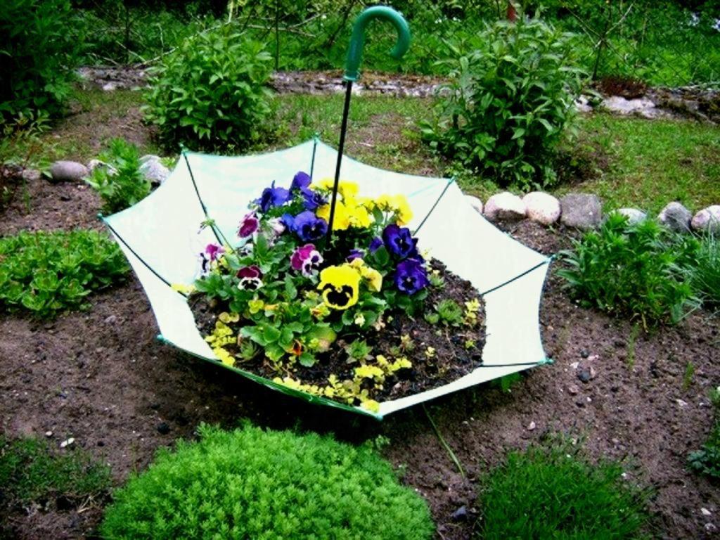 10 Homemade Garden Decoration Ideas Brilliant And Also Beautiful