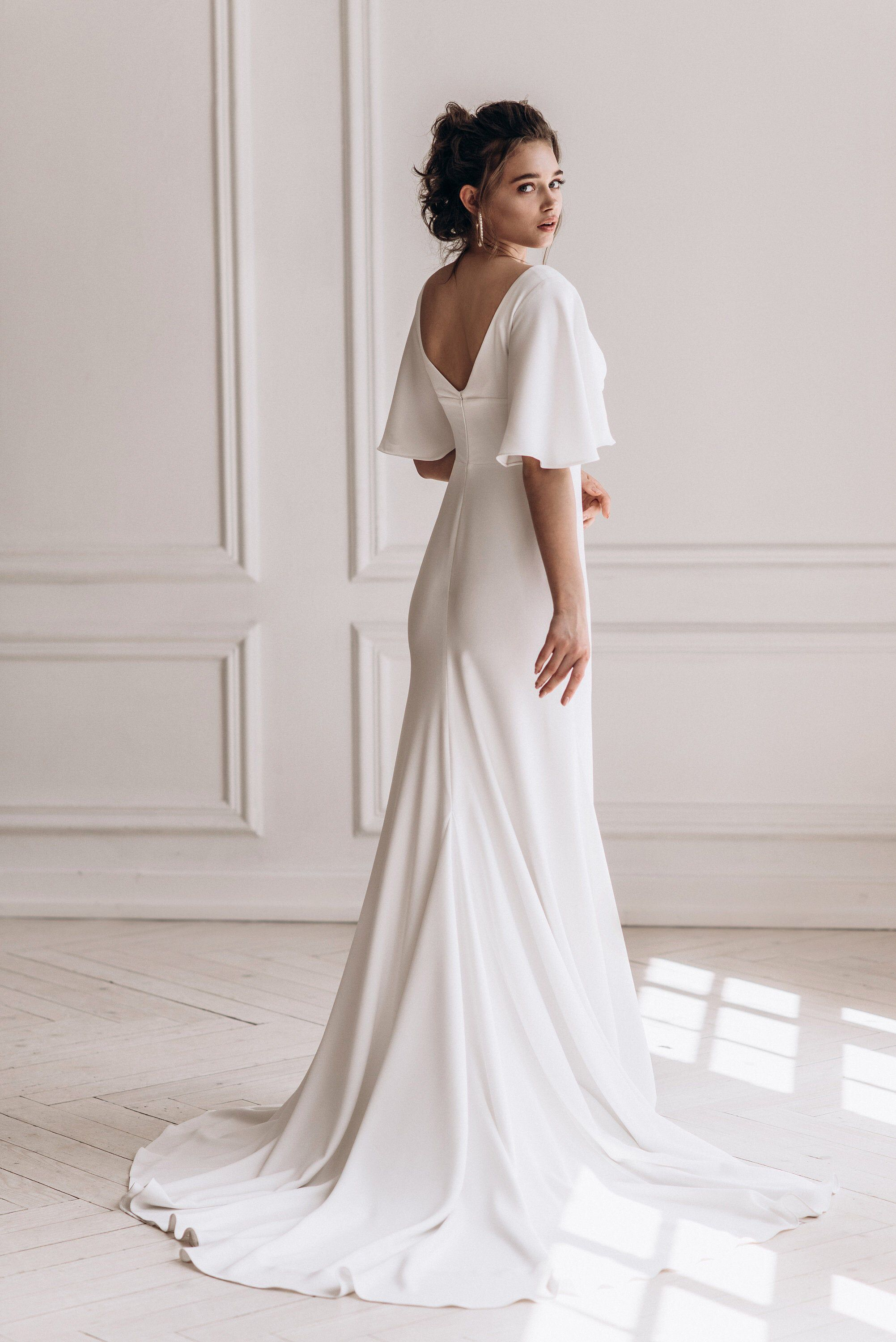 what to do with wedding dress train