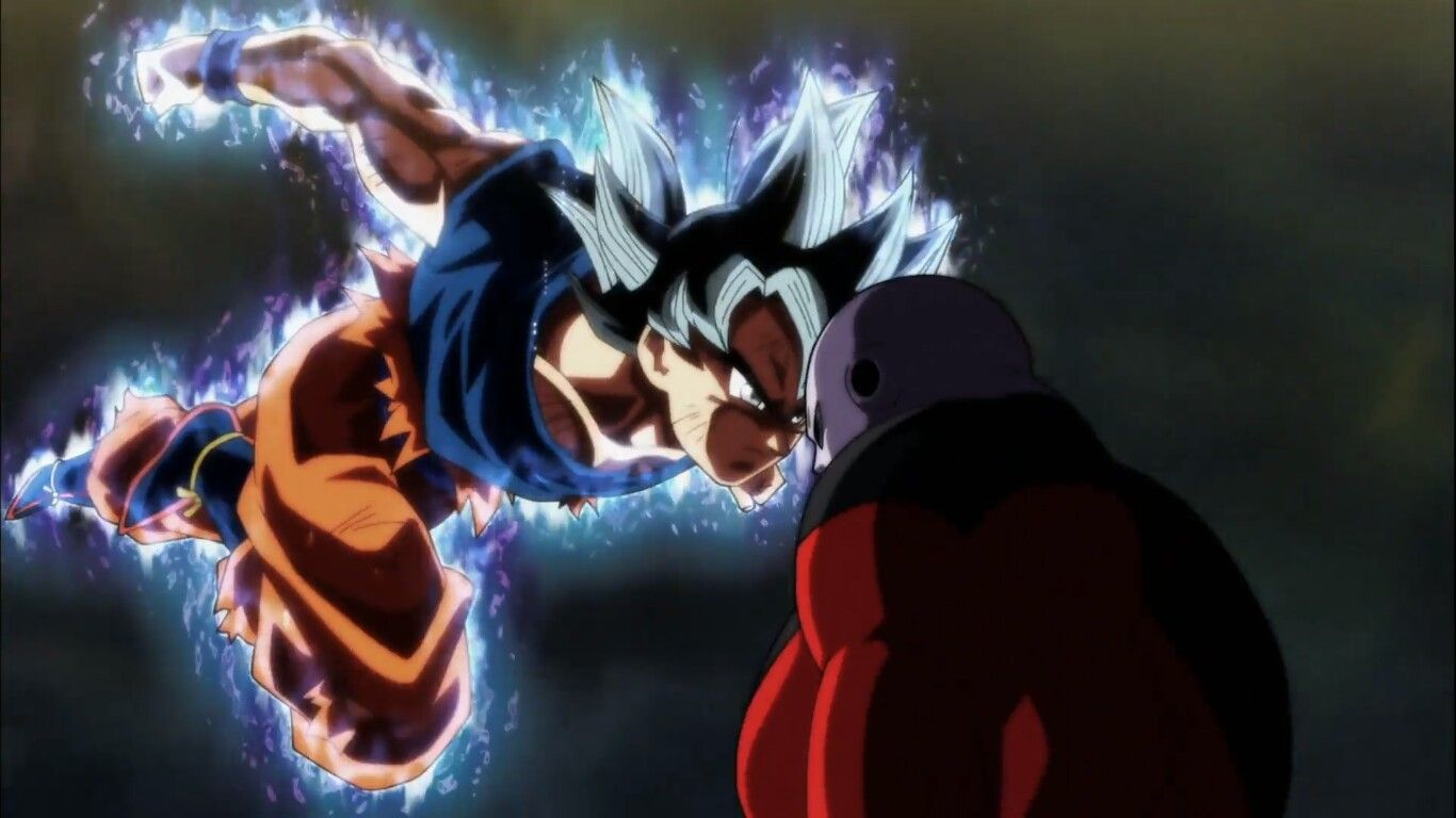 Goku Vs Jiren By Yuya Takahashi Dragon Ball Super Wallpapers Dragon Ball Wallpapers Goku Pics
