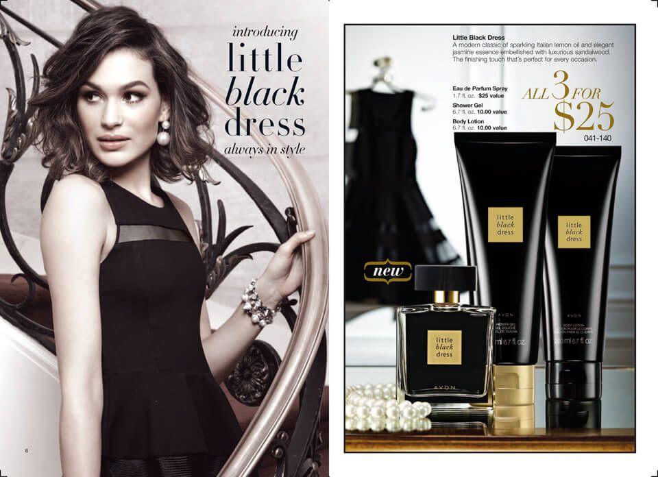 Avon Little Black Dress Perfume Avon Fragrances For Women Avon