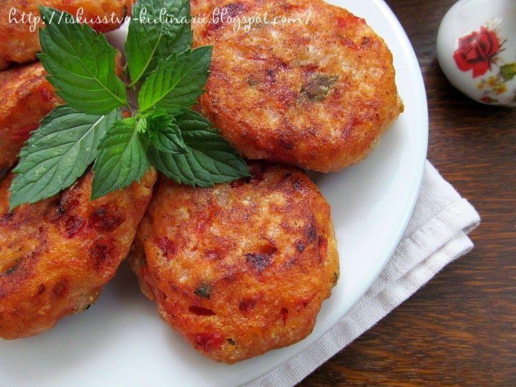 Постигая искусство кулинарии... : Доматокефтедес - или греческие томатные котлеты (Domatokeftedes, Ντοματοκεφτέδες)