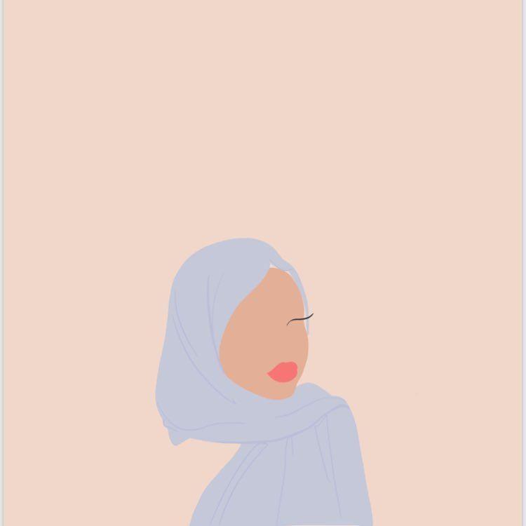 Lovelyboy On Instagram Woman 1 Lovelyboydesigns Browngirlgang Browngirl Hijab Hijabstyle Wallpaper Ilustrasi Seni Islamis Gadis Animasi Cool veiled woman wallpaper