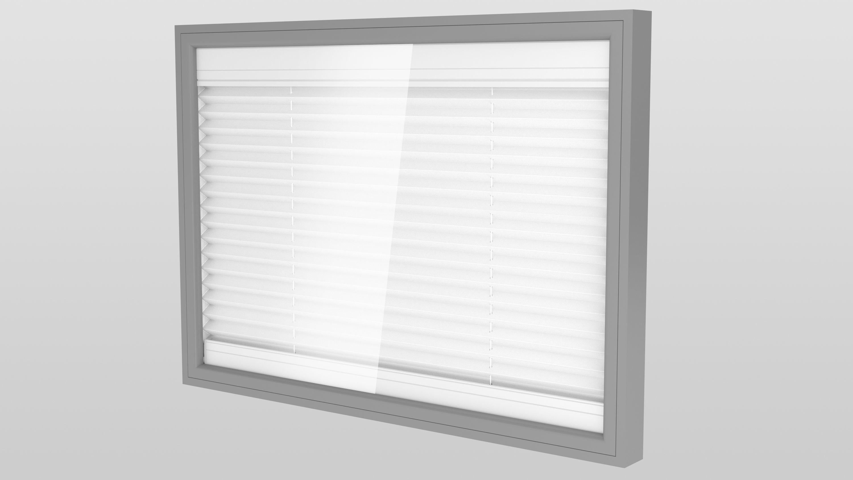 Pilkington Insulight™ met ScreenLine® Raamdecoratie