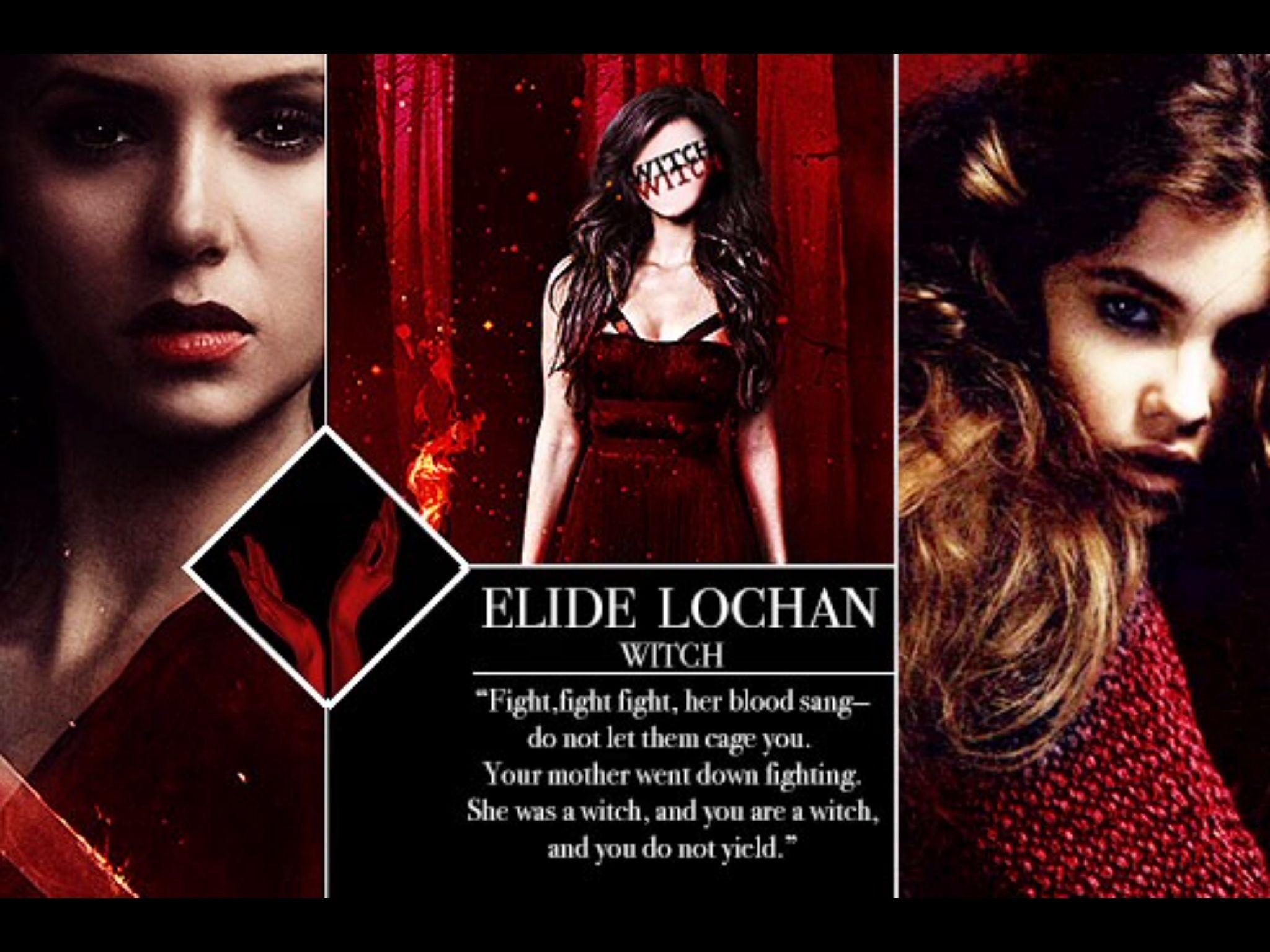 Elide Lochan