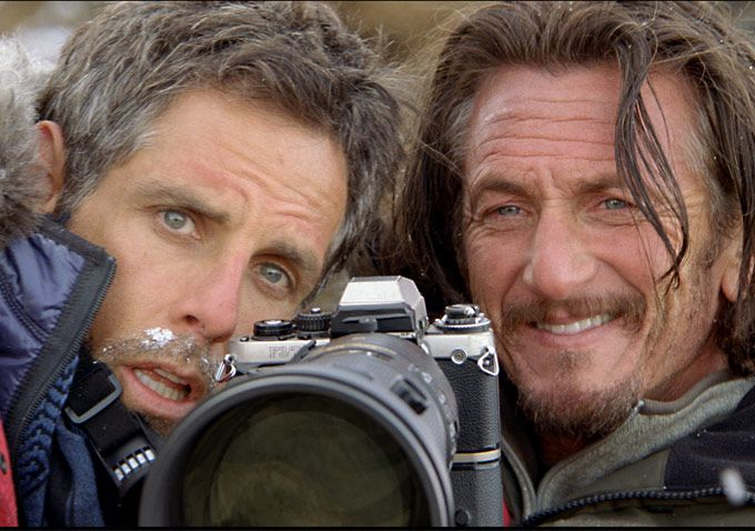 Sean S Camera In The Secret Life Of Walter Mitty Was A Nikon F3 T