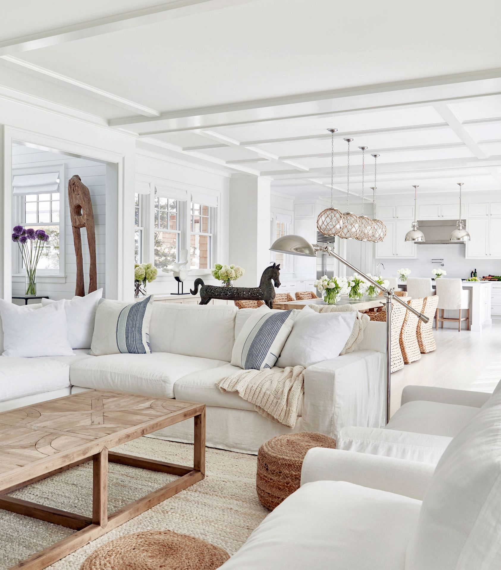 90+ Chic Beach House Interior Design Ideas | Pinterest | Chic beach ...