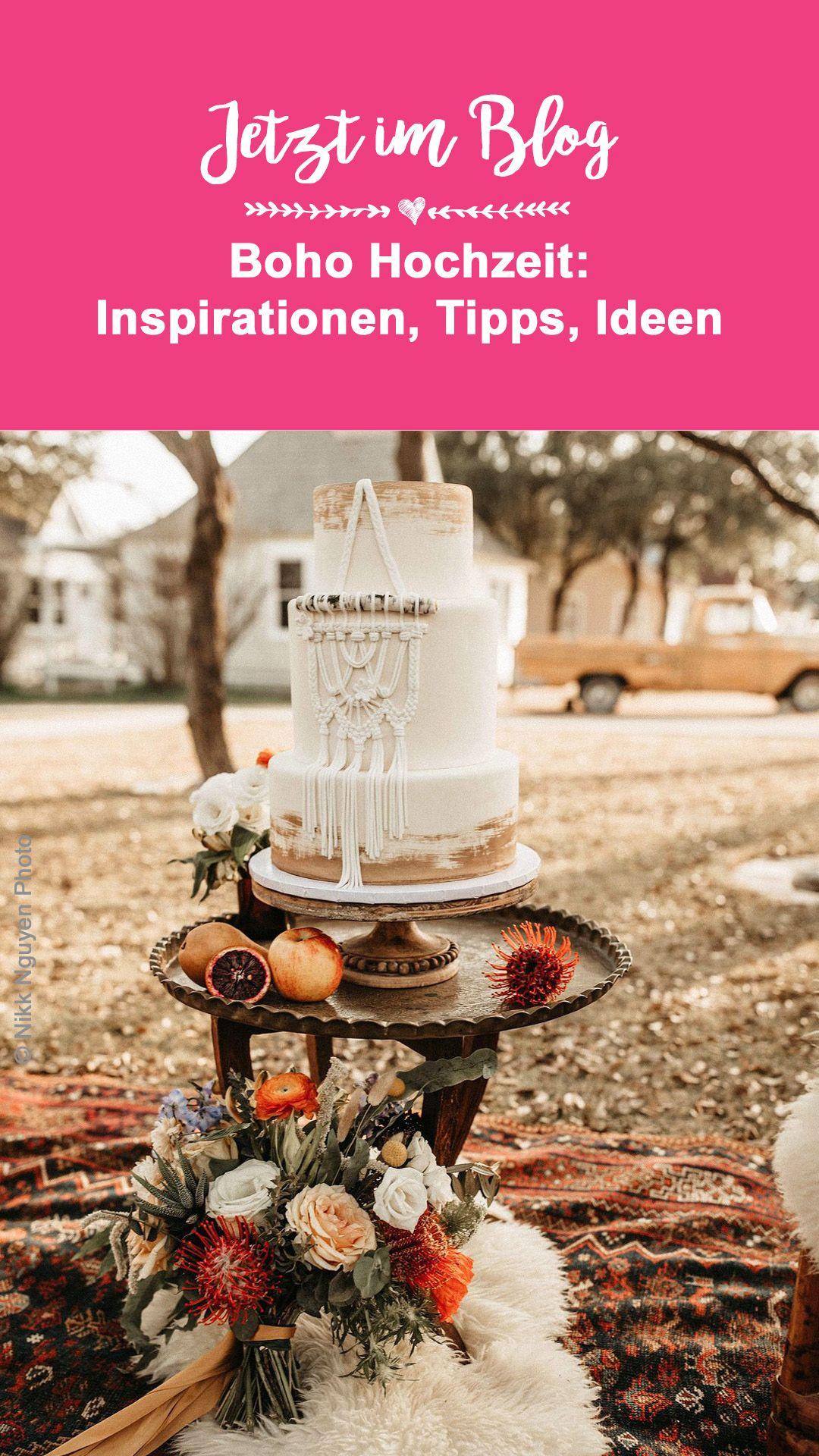 Boho Hochzeit: Die 10 besten Ideen, Tipps & Inspirationen | Boho ...