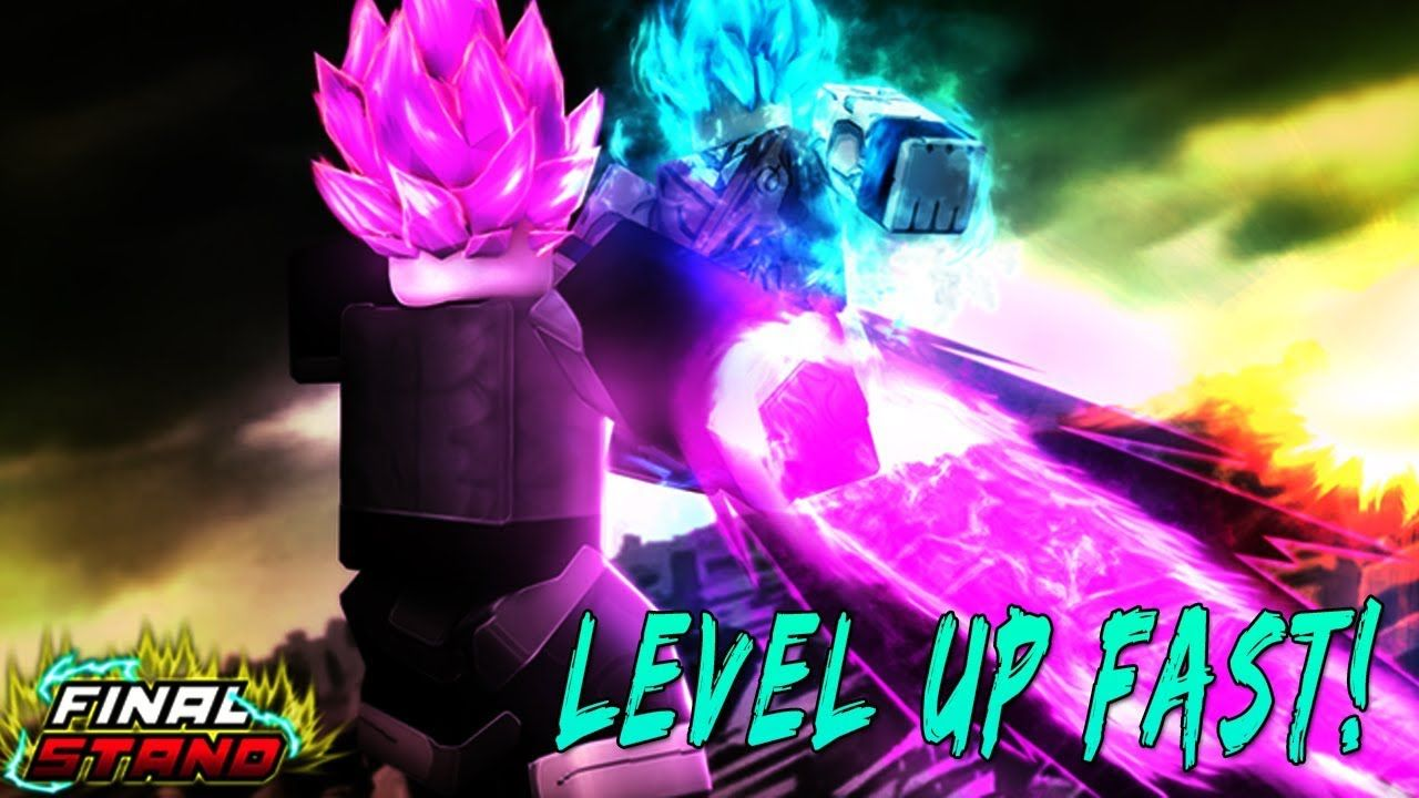HACK STATS) ROBLOX DRAGON BALL Z Final STAND (DBZ Final