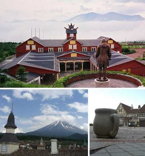 Big In Japan: Gulliver's Kingdom Abandoned Theme Park