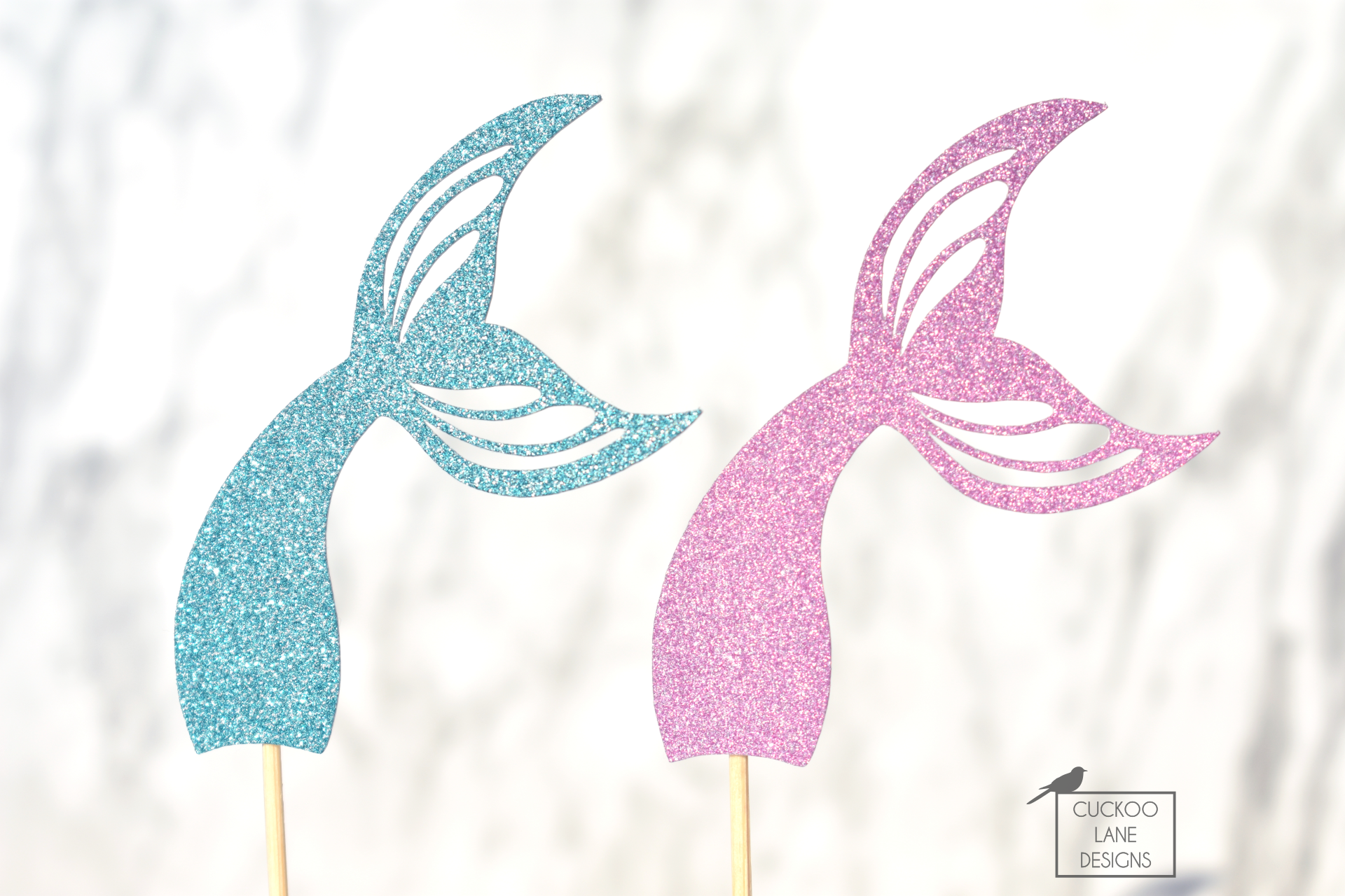 Mermaid Tail Cupcake Toppers Available In 12 Colours Click The Pic To Check Them Out In Our Etsy Sh Mermaid Cupcake Toppers Mermaid Parties Mermaid Cupcakes
