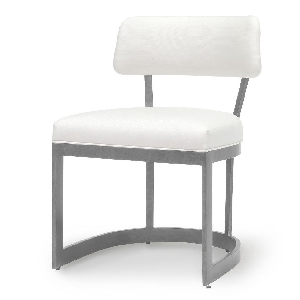 Palecek Conrad Side Chair Stainless In 2019 Cheap Chairs For