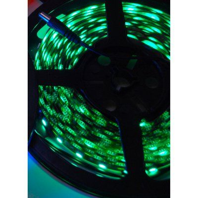Green Led Light Strips Italuce Itled 5050 300 Led Strip Light Green  Itled505012V300G